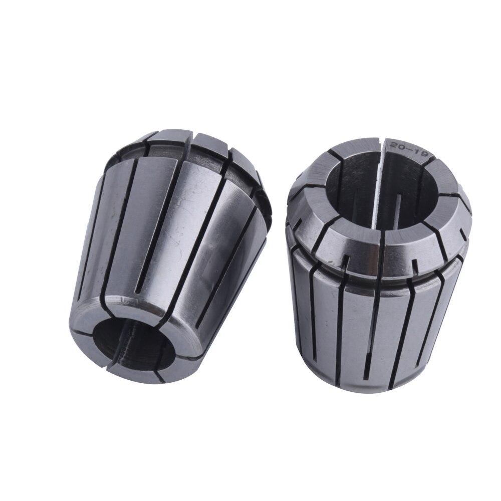 19 db 2mm-20mm ER32 Printemps tokmány rögzítőelem CNC fraisage - Szerszámgépek és tartozékok - Fénykép 6