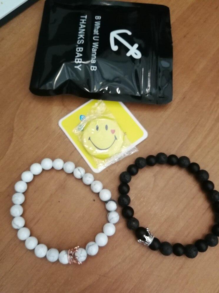 Classic Crown Distance Bracelets photo review