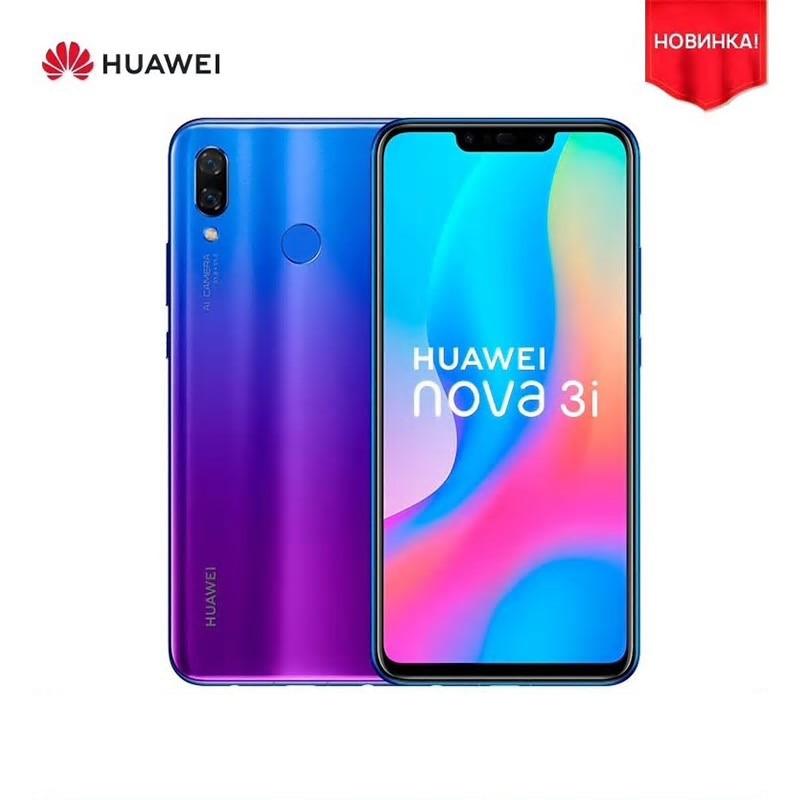 Smartphone HUAWEI Nova 3i  huawei nova3i Mobile phone smartphone