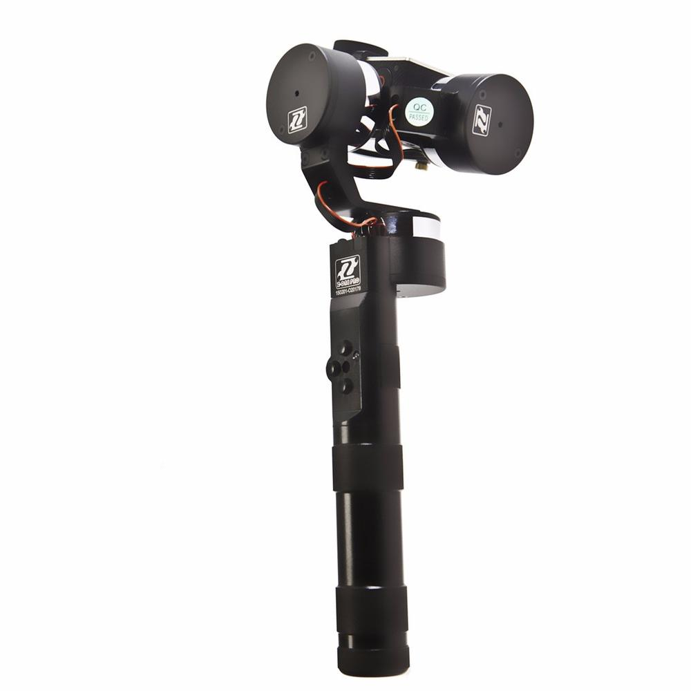 ZhiYun Z1 PRO 3 Axis Handheld Brushless Stabilizing Gimbal Handheld Tripods for GoPro MINI DSLR action photo Cameras in Handheld Gimbal from Consumer Electronics