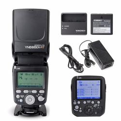 YONGNUO YN686EX-RT Lithium Flash and YN-E3-RT For Canon