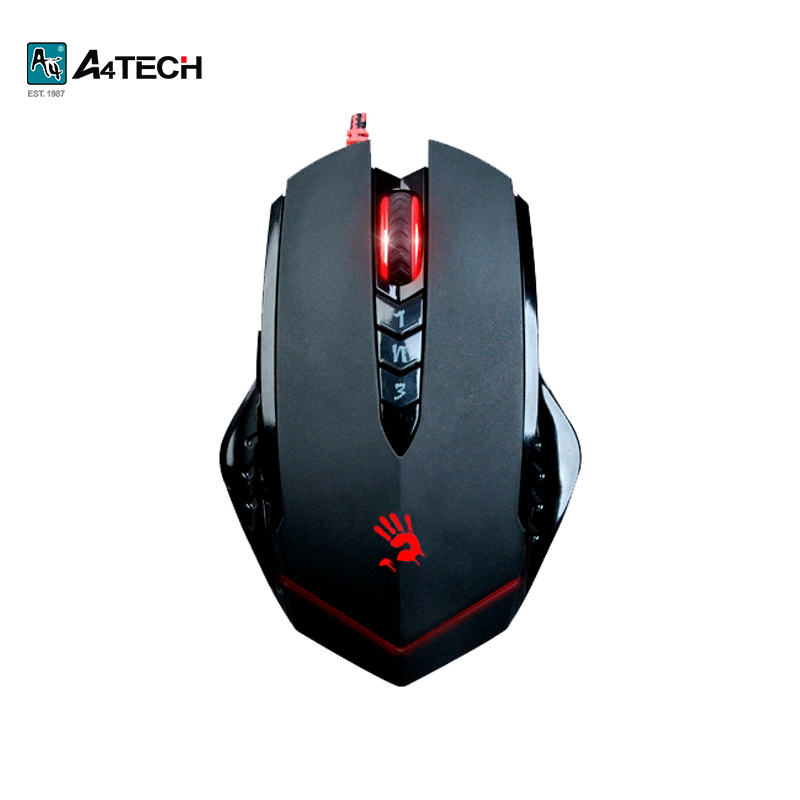 Mouse A4Tech Bloody V8 Black Officeacc