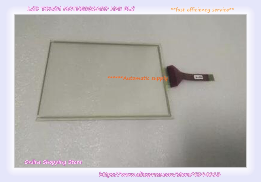 New Touch screen glass EA7-T12C EA7-T12C-S Touch Screen glass new gt1565 vtba touch screen glass 6 months warranty