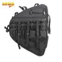 BAWA Trunk Bag for Jeep Wrangler JL 2018 Oxford Cloth Car Door Anti Roll Storage Bag Interior Accessories