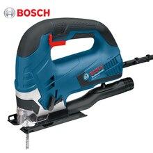 Лобзик электрический Bosch GST 850 BE (Мощность 600 Вт, максимальная глубина пропила дерева 85 мм, длина хода 26 мм)