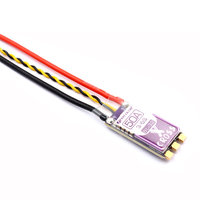 Flycolor X Cross Blheli_32 50A 3 6S ARM 32bit DSHOT1200 Brushless ESC for RC Models Multicopter Frame Motor VS Racerstar