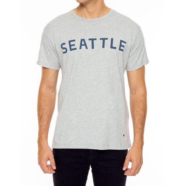 91 STARS Camiseta Estampado Alaska, Gris Vigore Claro. 910039-821