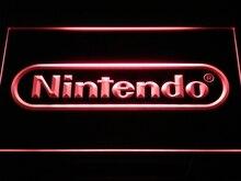 E021 Nintendo Game зал Бар Пивной неоновый с включения/выключения 7 цветов 4 размеров, чтобы выбрать отправлен в течение 24 часов