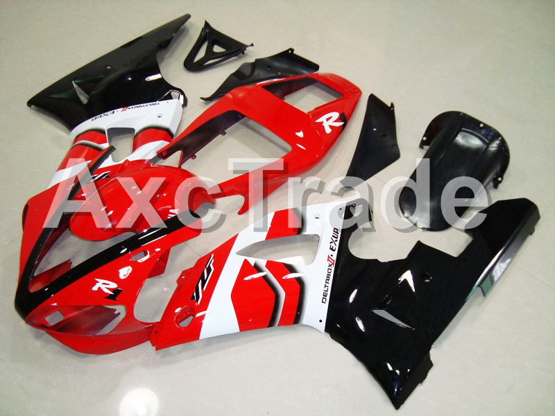 Motorcycle Fairings Kits For Yamaha YZF1000 YZF 1000 R1 YZF-R1 1998 1999 98 99 ABS Injection Molding Fairing Bodywork Kit B109 custom motorcycle fairing kit for kawasaki ninja zx9r 1998 1999 zx9r 98 99 black flames blue abs fairings set 7 gifts sg10