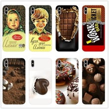 alenka bar wonka chocolate cell Soft TPU phone Cover case for iphone 5 11 11PRO MAX SE 6 6s 7 8 X plus XR XS