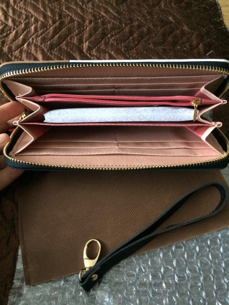 бумажник женщин; Пол:: Женщины; Основной материал:: ПУ; khnmeet клатч;