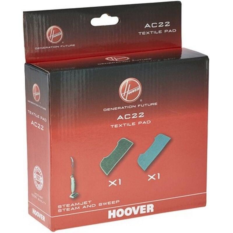 Hoover набор насадок AC22 TEXTILE PAD SS набор фильтров hoover u66 35601328