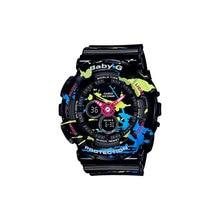 Наручные часы Casio BA-120SPL-1A женские, детские кварцевые