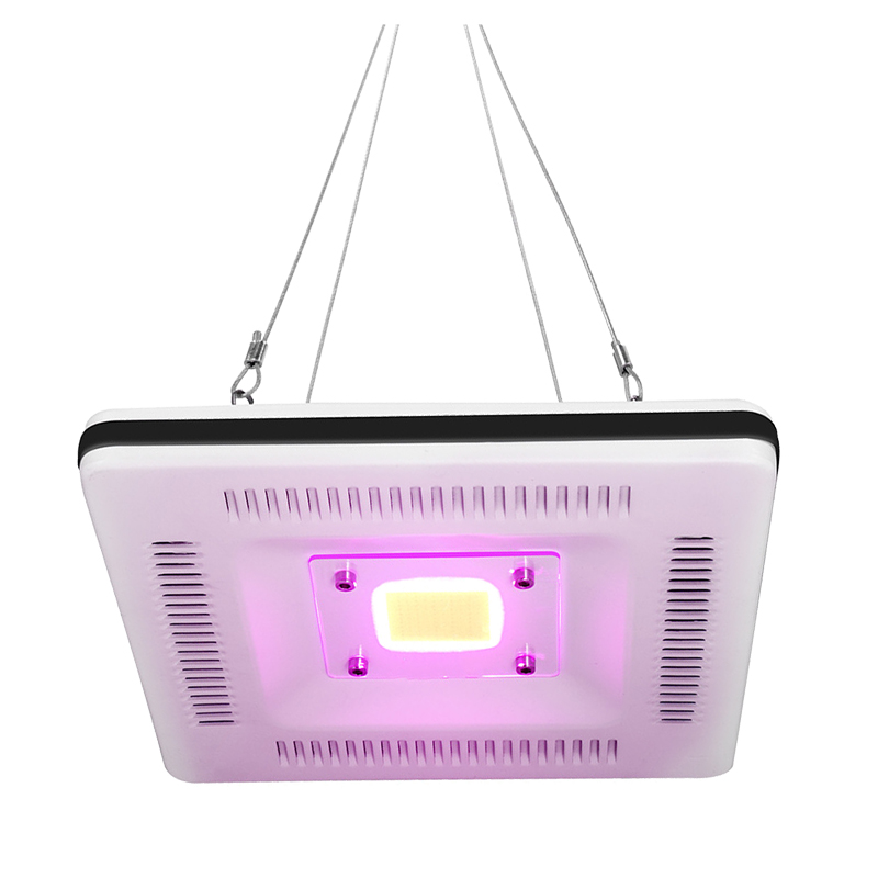 50w Square Grow Lights Panel Led Plant Lamps For Indoor Greenhouse Hydroponic Systems Grow Tent