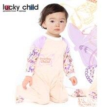 Комбинезон Lucky Child c начёсом для девочек [сделано в России, доставка от 2-х дней]