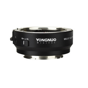 Image 2 - YONGNUO EF E II Auto Focus Adapter Ring Lens Adapter Mount for Canon EF EOS Lens to Sony NEX E Mount A9 A7 A7RIII/II A7SII A6500