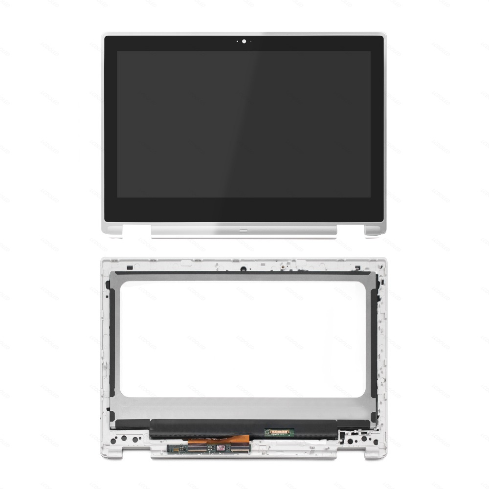 11.6 LCD Display Screen Touch Glass Digitizer Assembly For Acer Chromebook R 11 CB5-132T Series CB5-132T-C1SY CB5-132T-C1LK 11.6 LCD Display Screen Touch Glass Digitizer Assembly For Acer Chromebook R 11 CB5-132T Series CB5-132T-C1SY CB5-132T-C1LK