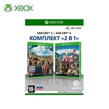 Комплект «Far Cry 4» + «Far Cry 5» [Xbox One, русская версия]