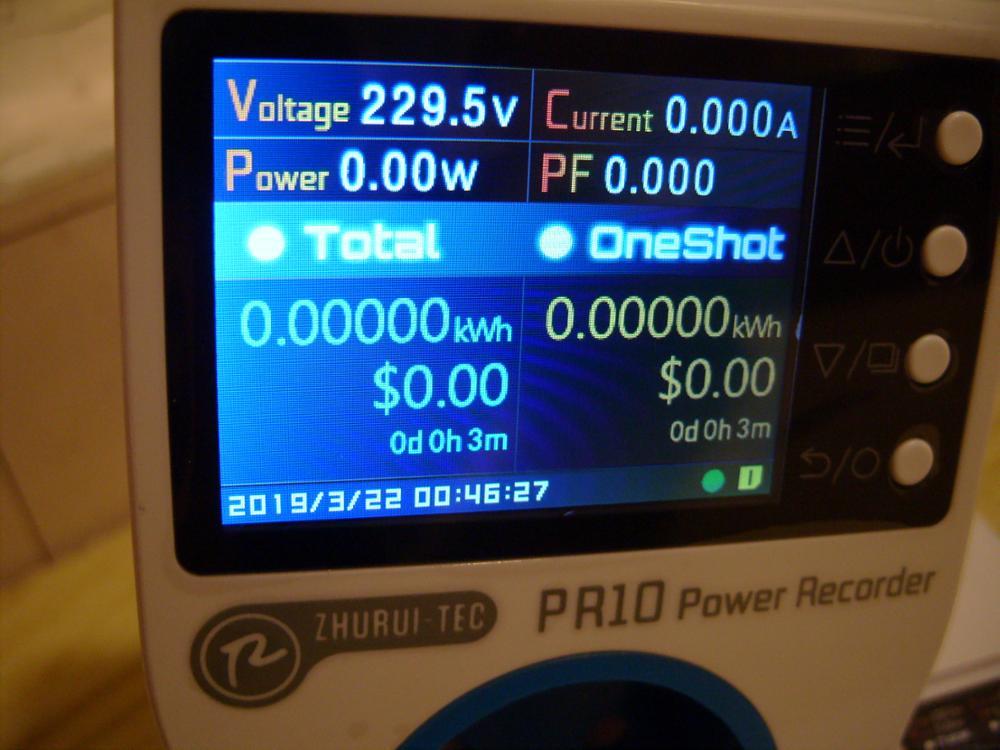 PR10-C EU16A (German plug) home power metering socket / home energy meter /power recorder / electricity meters/16 currency units