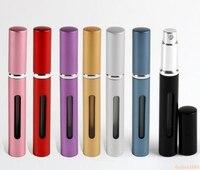 5 ML Nachfüllbare Leere Zerstäuber Spray Parfüms Flasche Aluminium Sprühflasche Parfum Zerstäuber Aluminium Travel Reisenden Container #22