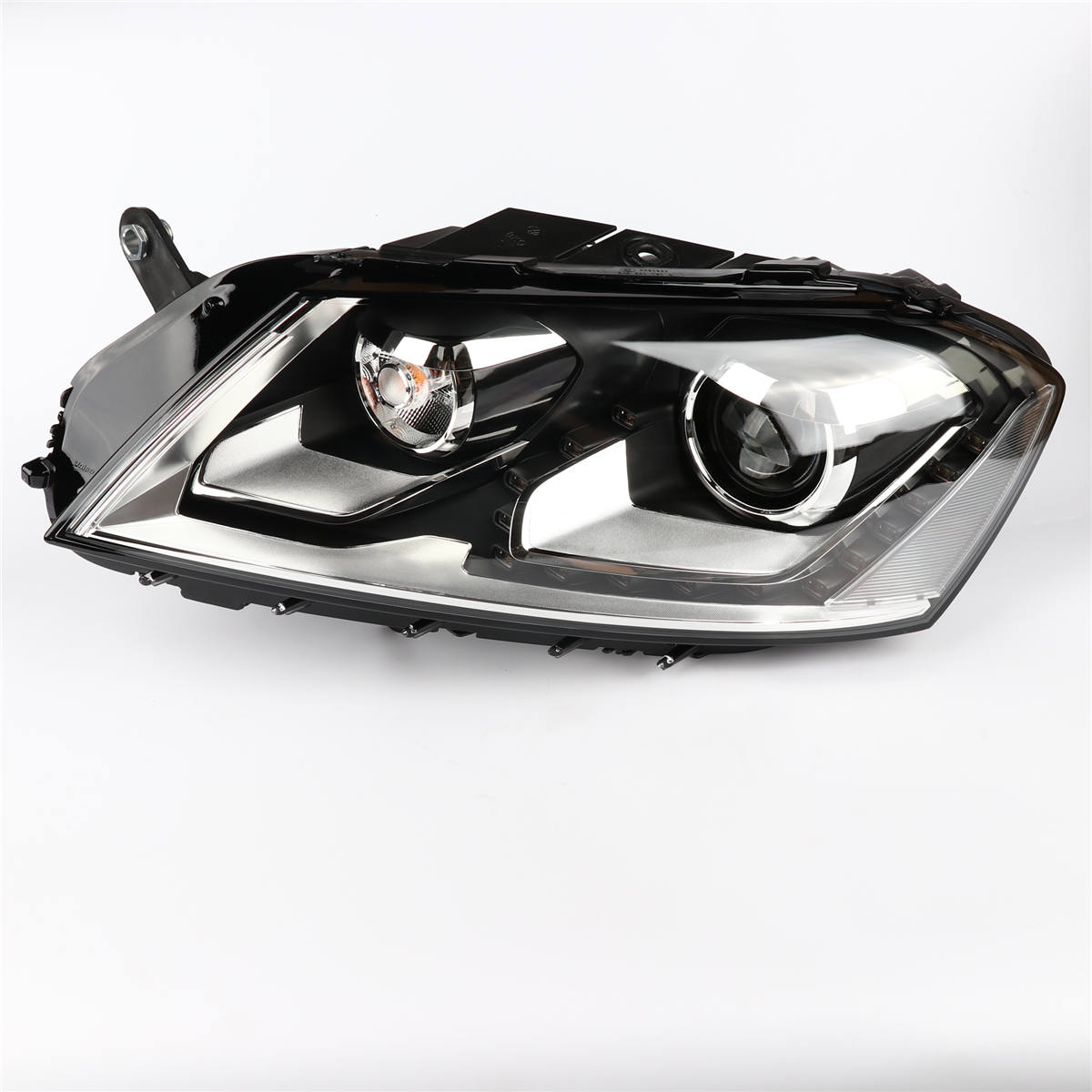 1Pcs Left Side OEM HID Xenon Headlight Head Light Lamp For VW Passat B7 L3AD 941 751 A 2pcs oem left