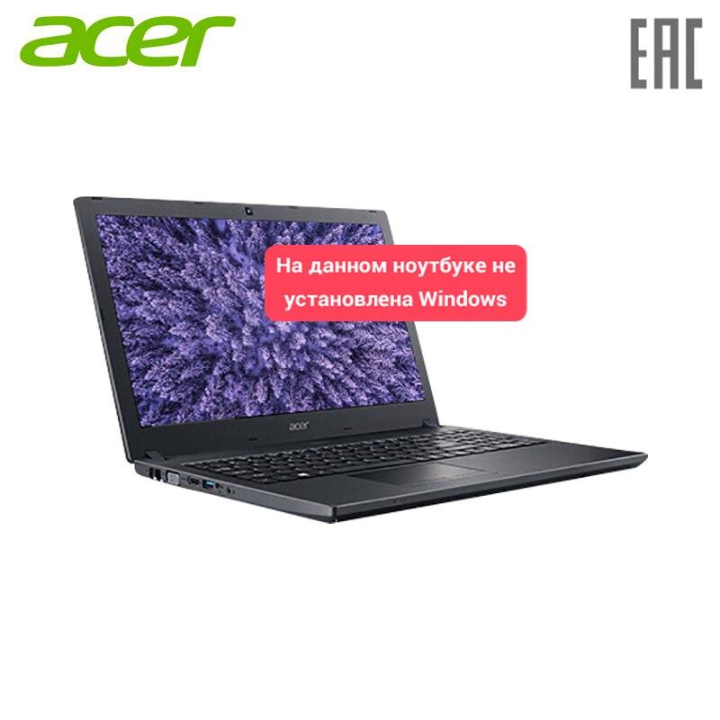 """Computer Office Laptop Acer TMP259-MG-52K7 15.6""""/i5-6200U/4 GB/SSD 128GB/GF940M/noODD/Linux/ Black (NX.VE2ER.023)"""