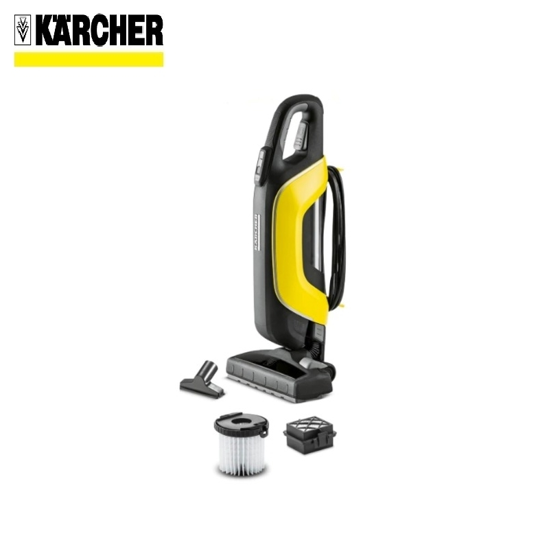 Vertical vacuum cleaner VC 5*EU-1 Home vacuum Bagless vacuum cleaner Hoover Stick vac Upright vacuum cleaner eu plug 1200w 2 in 1 lightweight handheld upright bagless home vehicle trunk car vacuum cleaner kit cleaning supplies