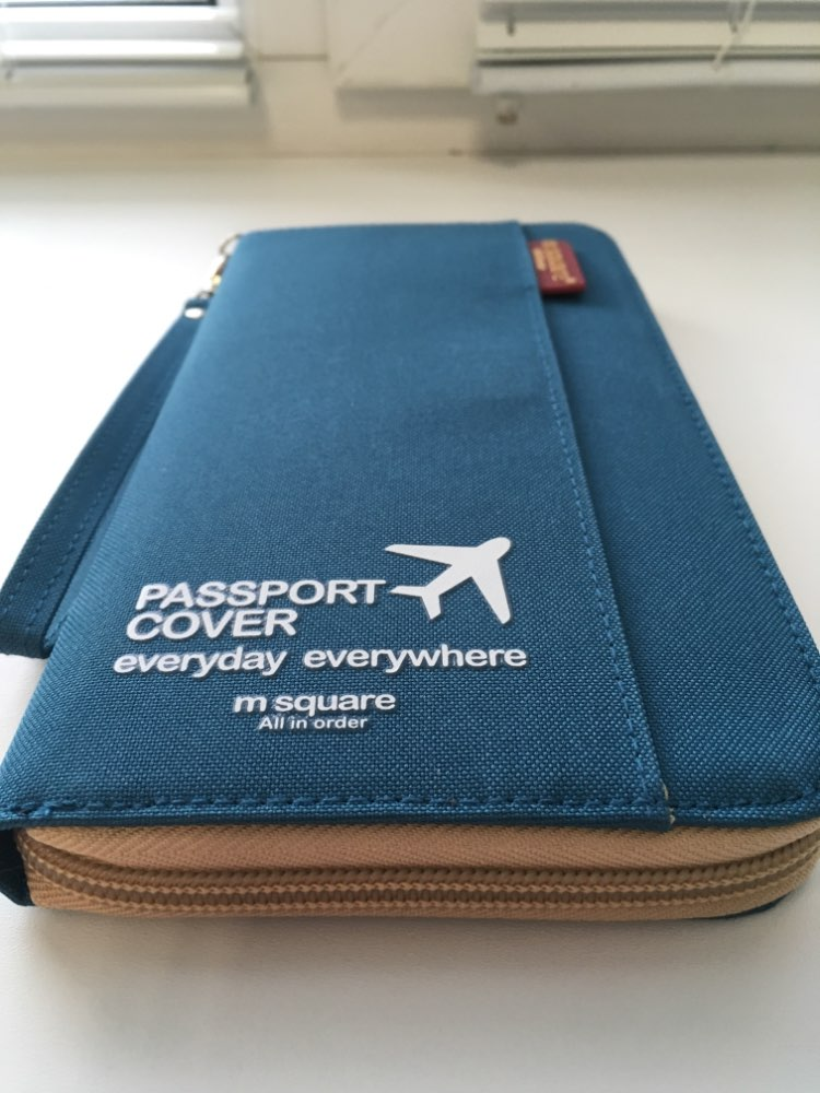 Fashion Passport Wallets Cover Luxury Brand Clutch Coin Purse ID Holders Documents Bags Casual Travel Passport Holder Card Case photo review