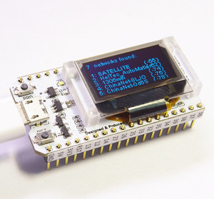 Image 4 - ESP32 oled development board for arduino with 0.96 blue oled module /min USB