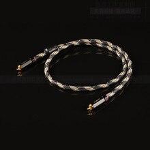 Британский QED посеребренный Лотос кабель HiFi Professional SUB кабель Сабвуферный кабель