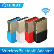 ORICO Wireless Bluetooth 4.0 Adapter USB Dongle Transmitter Receiver for PC Windows Vista Compatible Bluetooth 2.1/2.0/3.0(China)