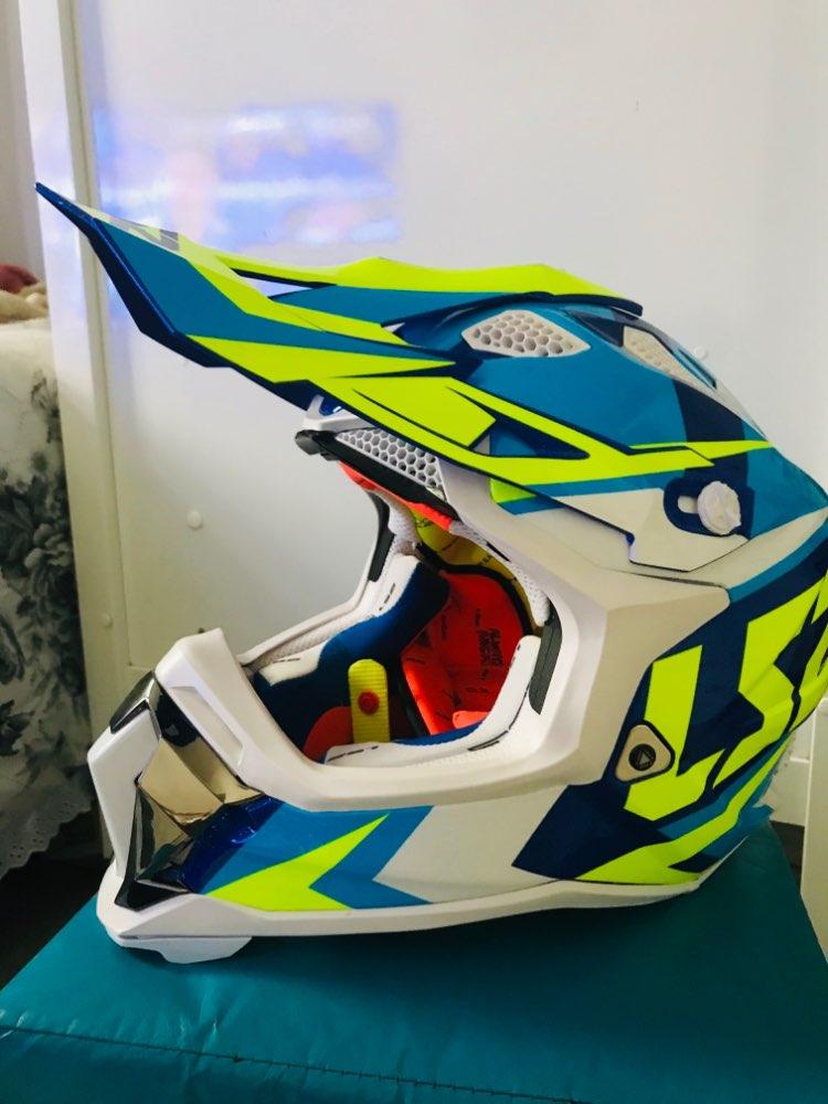 Capacetes Capacete Motocross Tecnologia