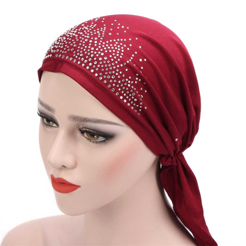 05b6fdef929e2 Hair Cover For Hijab | Fresh Blue Bone Hair Cap Hijab With Tie ...