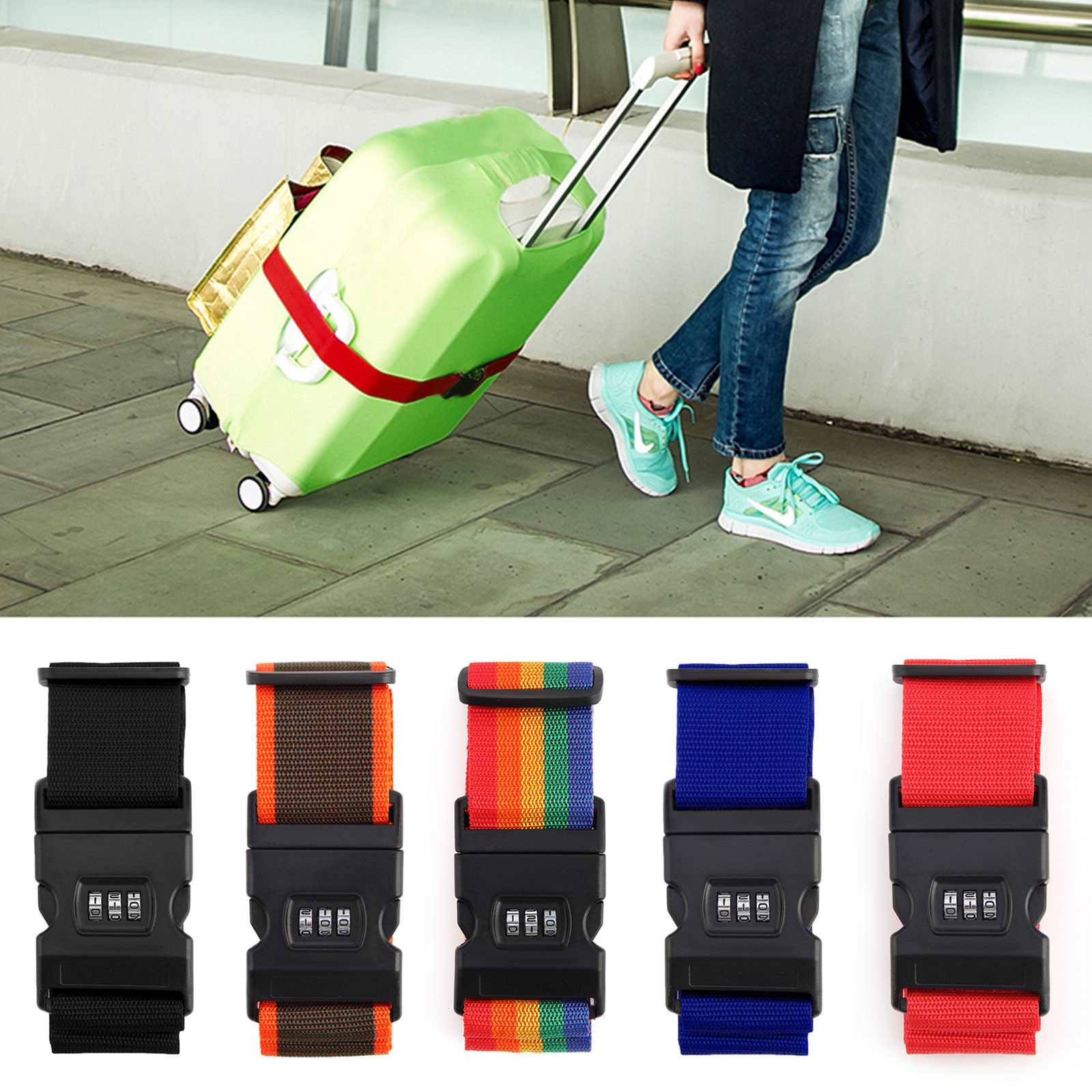 Online Get Cheap Luggage Strap Lock -Aliexpress.com | Alibaba Group