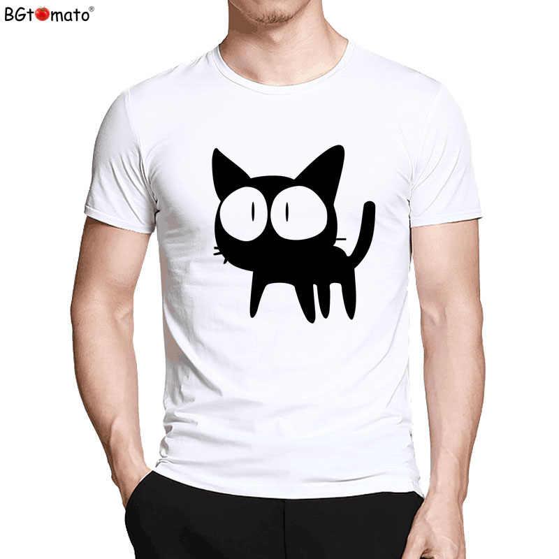 Bgtomato футболка смешные 3D Черный ca футболка Дешевые цены Новый бренд Прохладный Смешные футболки удобная мужская одежда