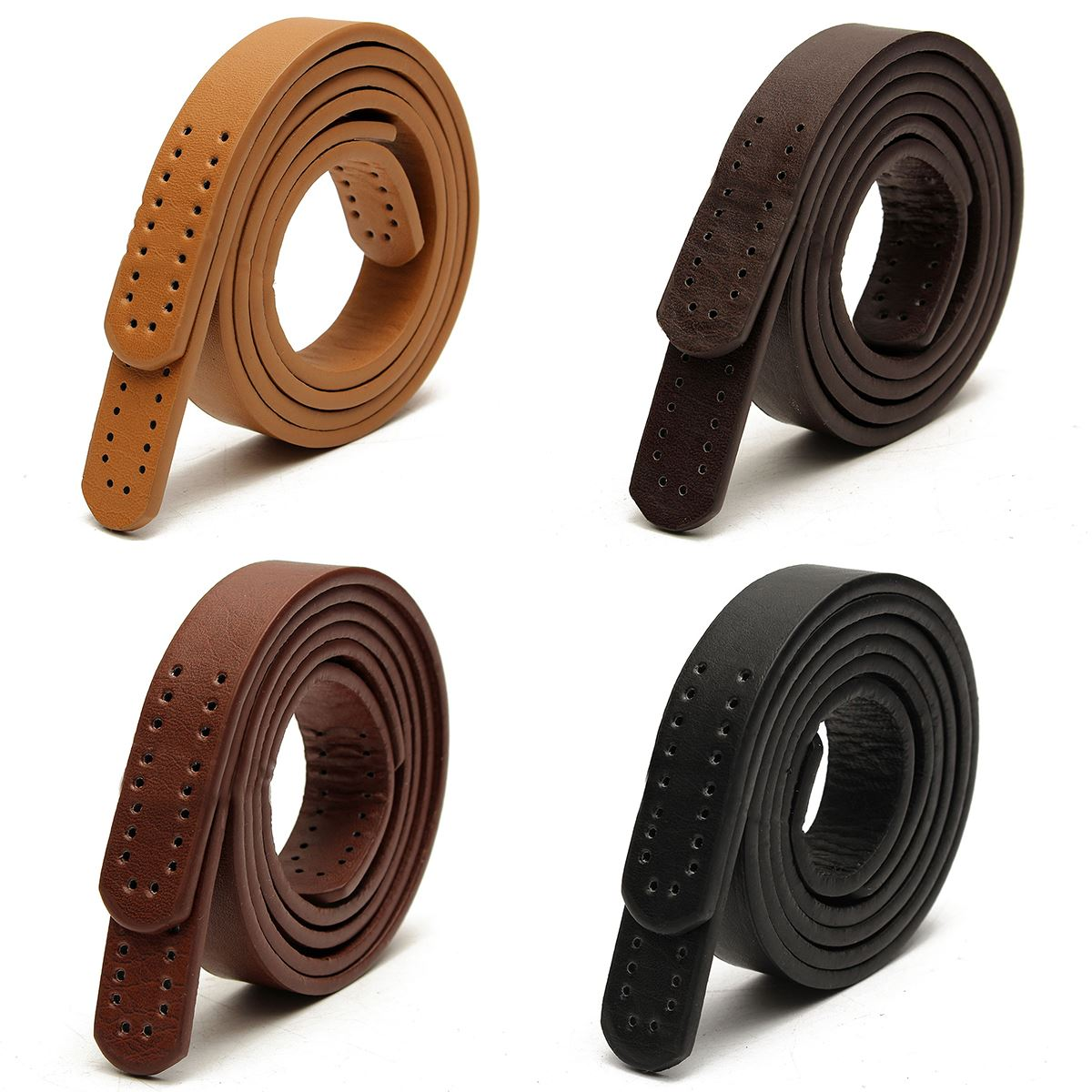 2pcs/lot 54cm Long Straps Detachable PU Leather Bag Strap Shoulder Belt Handle Shoulder Bag Accessories Belts Handbag Bagband new road ya bait 101 all round swimming gear fishing lure valuable package lures set kit soft and hard lure hooks