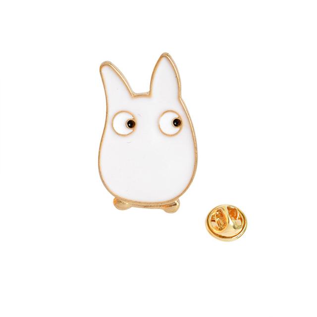 Hot Cartoon Cute Animal Enamel Pin Brooches