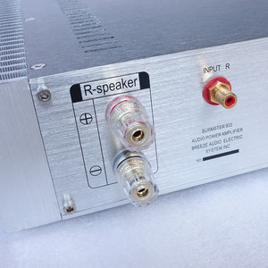 Image 2 - Аудиоусилитель WEILIANG, стандартный усилитель мощности 933, ссылка на Burmester 933
