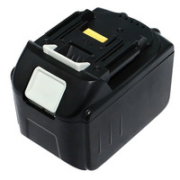1 Pc 5000mAh Rechargeable Lithium Ion Replacement Power Tool Battery Packs For Makita 18V BL1830 BL1840