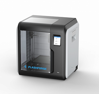 3D printer Flashforge Adventurer 3 with a closed camera, compact size and modern technology for maximum effective printing