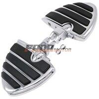 Front Foot Pegs Footrest for Yamaha Stryker VStar Dragstar XVS1100 650 Custom Vmax 1200 Bolt XV950 Virage XV750 1100 85 15 (099)