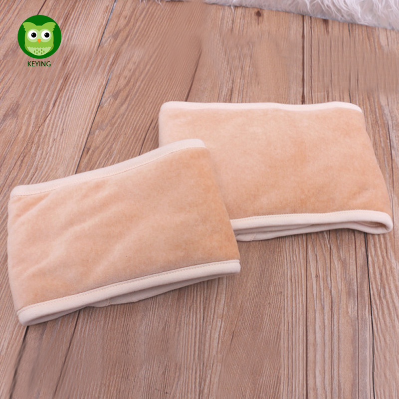 KEYING Baby Bellyband Kids Newborn Soft Cotton Belly Button Protector Band Infant Umbilical Cord Care Unisex Navel Guard Bibs