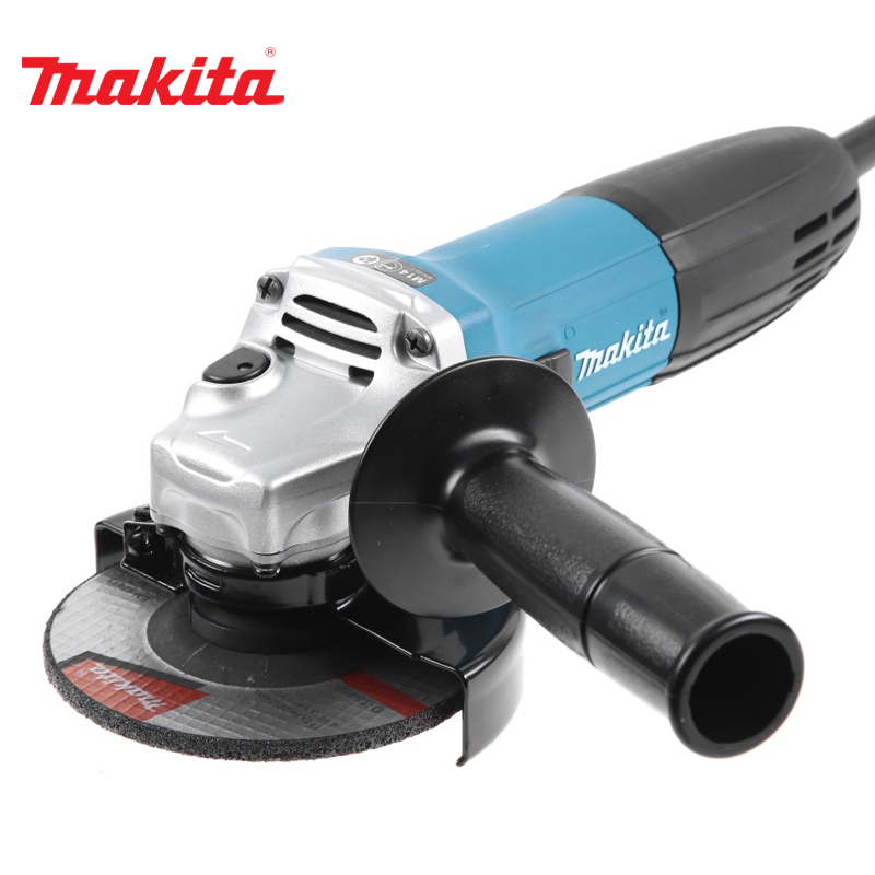 Angle grinder Makita GA4530 8mm thread angle grinder auxiliary side handle for makita 9523nb