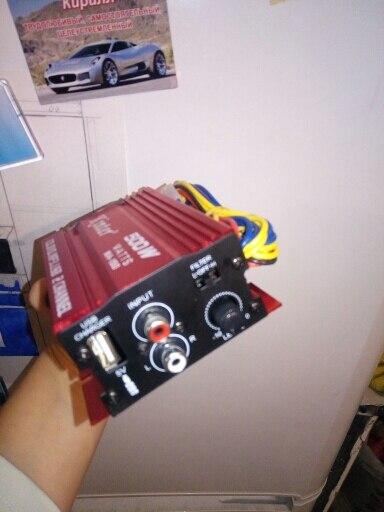 аудио усилитель для автомобиля; ампер автомобиля ; Соотношение сигнал / шум:: 90дБ мощность; Соотношение сигнал / шум:: 90дБ мощность;