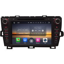 8″ Octa Core(2GB RAM 4GB RAM for choice)Android 6.0.1 32GB ROM Car DVD Player Stereo For Toyota Prius Right Hand Drive 2009-2015