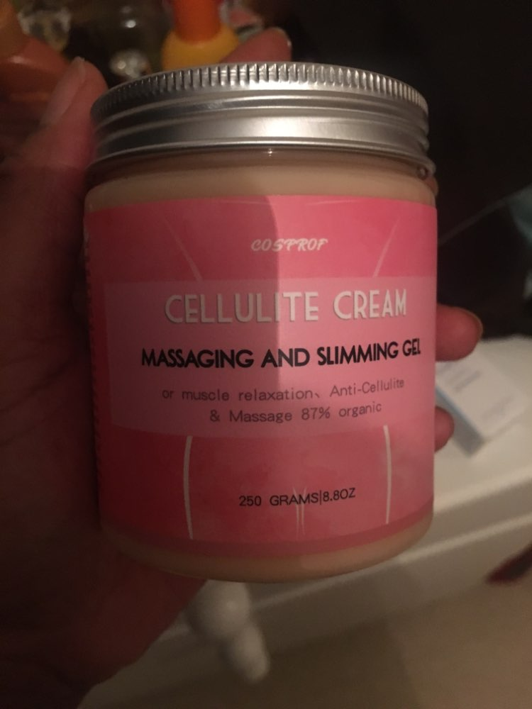Anti-Cellulite & Toning Cream photo review