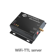 2.4GHz WiFi Converter TTL RS232 RS485 Serial Port CC3200 ebyte E103-W02-DTU 2.4ghz Transmitter WiFi Server usr wifi232 630 rs232 rs485 to wifi ethernet converter wifi serial server with 2 rj45 dns dhcp