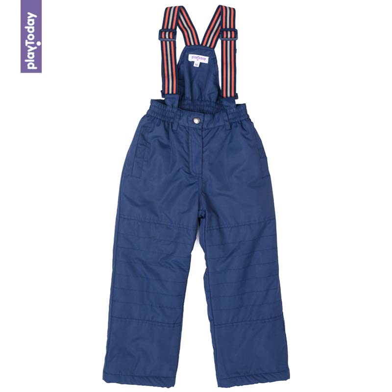 Overalls PLAYTODAY for boys 371056 Children clothes kids clothes kids spring formal clothes set children boys three piece suit cool pant vest coat performance wear western style