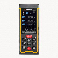 SNDWAY Big Color Display 70M Digital Rechargeable Laser Rangefinder Laser Distance Meter Measure Tools