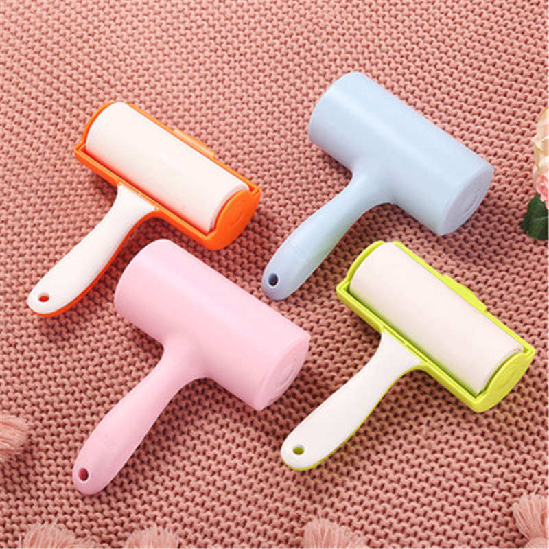 Roller Cleaning tearing sticky Picker Pet Hair